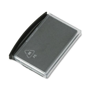 2000 Plus Replacement Ink Pad 2000 PLUS Date/Phrase, Eight- 10-Band Numberer Stamps, Black