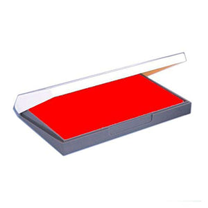 Stamp Pad with Red Ink