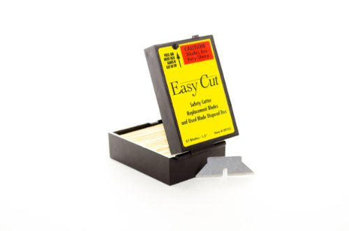81 Easy Cut/EZ Cutter Replacement Blades 09703 STD Blades Box