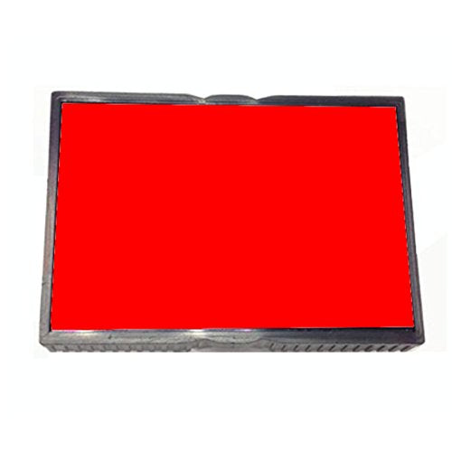 Red S-400-7B Replacement Pad for the Shiny S-421 and S-826D Self-inking Date Stamp