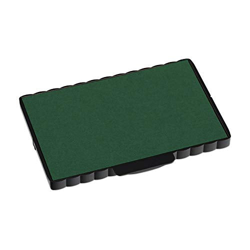 Trodat 6/511 Replacement Pad for the 5211 Self-inking Stamp and 54110 Dater, Green Ink