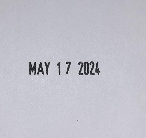 Small Date Stamp