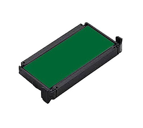 Stamps By SPC // Ideal/Trodat 4910 Replacement Pad // GREEN INK // Perfect For All Ideal/Trodat 4910 Self-Inking Stamps! - Extend Stamp Life Or Change Ink Color!