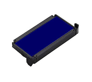 Stamps By SPC // Ideal/Trodat 4910 Replacement Pad // BLUE INK // Perfect For All Ideal/Trodat 4910 Self-Inking Stamps! - Extend Stamp Life Or Change Ink Color!