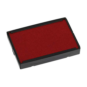 4929, 4729 Replacement Pad for Trodat and Ideal Stamps (Red)