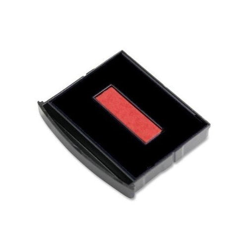 Cosco 2600 Replacement Pad, 2 Color - Black/Red, For 2660, 3660, and S 660 Daters