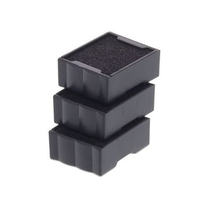 Trodat Replacement Ink Cartridge 6/4921 - Pack of 3 Color Violet