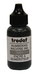 Trodat Numbering Machine Ink (Black)