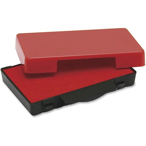 U.S. Stamp & Sign T5030 Replacement Ink Pad - Red Ink