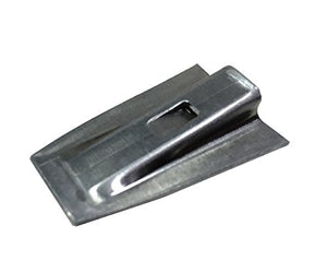 SIDING Wedges 100/CARD Aluminum Siding Wedges Clips 17536-One Rate