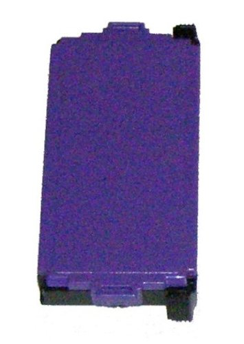 Replacement Pad for the Trodat Printy 4911, 4800,4820, 4822, 4846 (Violet)