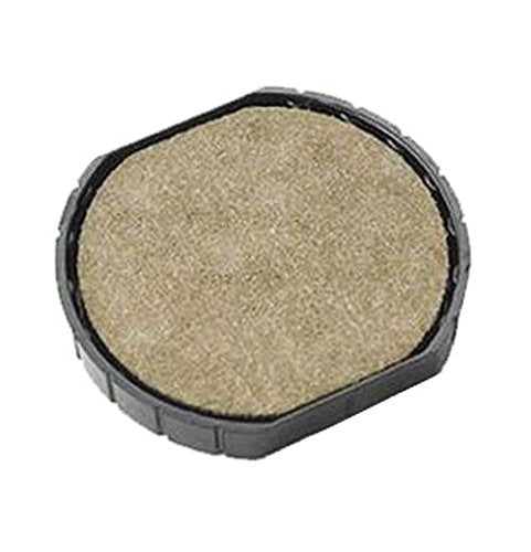 Cosco R 30 Round Stamp Replacement Pad, Dry Pad, No Ink