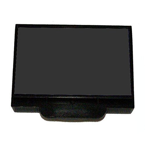 Black Replacement Pad S-903-7 for Shiny Stamps H-6003, H-6103, HM-6103, PET-6103
