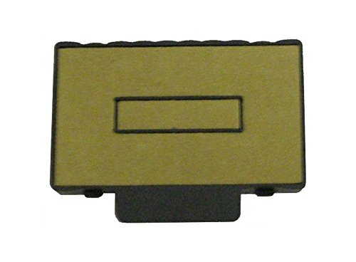 Trodat 6/53 Replacement Pad for the 5440 Self-inking Date Stamp, Dry Pad (No Ink). Add One Color for Date, A Different Color for Text