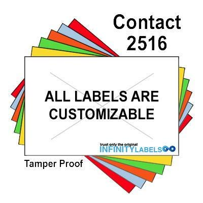 160,000 Contact compatible 2516 Green General Purpose Labels to fit the Contact 25-88, Contact 25-99, Contact 25-5 Price Guns. Full Case + includes 20 ink rollers.