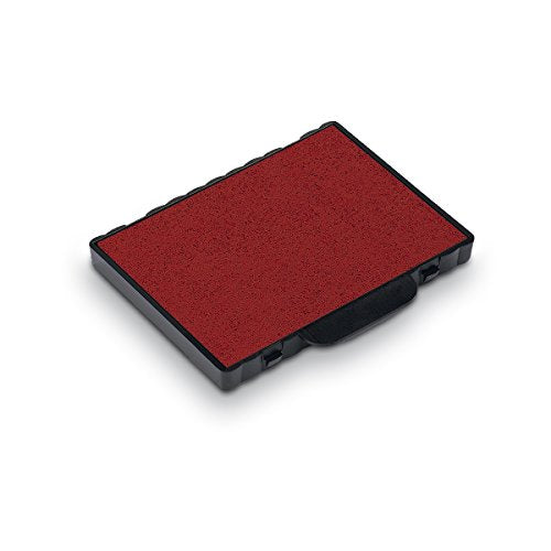 Trodat Replacement Pads 6/58 for Trodat Professional 5208, 5480 red