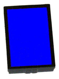 Shiny ES-400 and S-400 Replacement Ink Pad (Blue)