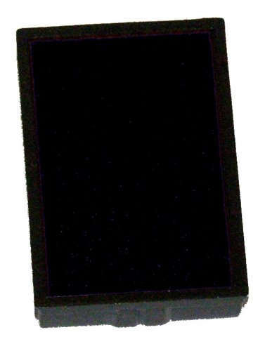 Shiny ES-400 and S-400 Replacement Ink Pad (Black)