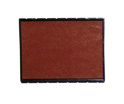 Cosco Printer 55 Replacement Pad, Red Ink
