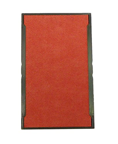 Shiny S-830-7 Replacement Pad for The Printer S-830, Red Ink