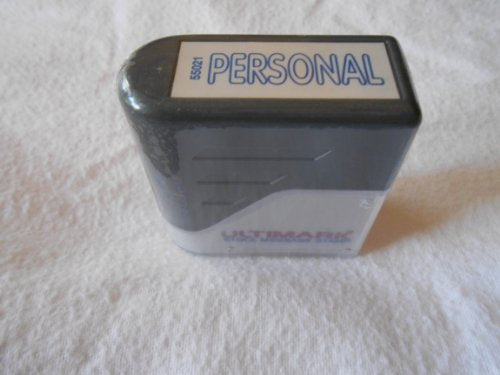 Personal Stock Message Stamp 3/8