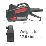 Label Gun, Contact Premium Model 8.22, Prints One Line, 8 Characters