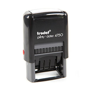 "Trodat Selk-Inking Stamps L2 TR-4750 ""PAID"""