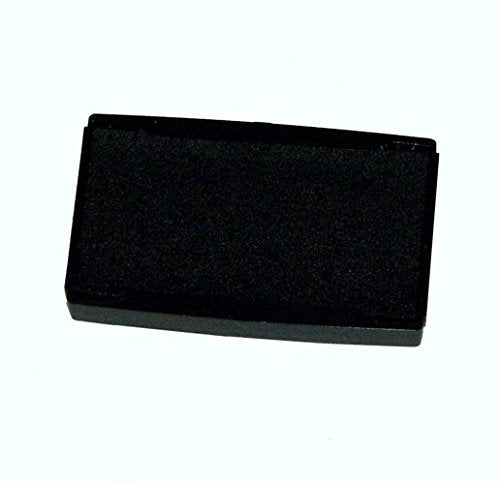 Black Replacement Pad S-853-7 for the Shiny 1823, 843, 883 Self-inking Stamps