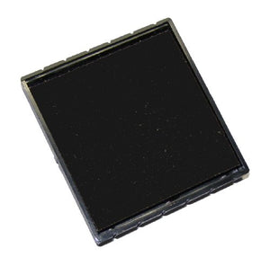 Q43 Replacement Pad for the 2000 Plus Q43 and Q43 Dater Self-Inking Stamp (Black)