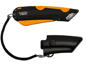 Modern Box Cutter for Food Industry with Stainless Steel Blades - High Productivity and Unique Features with 100% guaranttee (1000 Series, Orange)