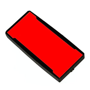 Shiny Replacement Pad S-854-7 Red Ink
