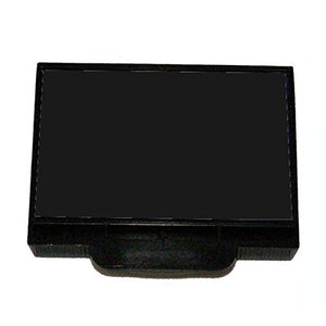 Shiny E-900-7 Black Replacement Pad for E-910 Dater, H-6100 Dater, HM-6100 Dater, H-6440 Dater, H-6556 Numberer, H-6404/DN Dater/Numberer, E-900 Plain Self-inker, HM-6000 Plain Self-inker