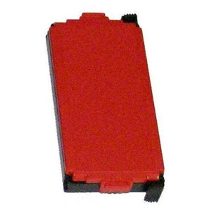 Replacement Pad for the Trodat Printy 4911, 4800,4820, 4822, 4846 (Red)