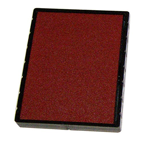 Cosco E/53 Stamp Pad, Red Ink, for Cosco 2000 Plus Printer 53 & Printer 53 Dater