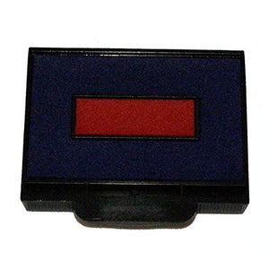 Shiny E-910-7 Blue/Red Replacement Pad for the E-910 Dater, HM-6100 Dater, H-6100 Dater