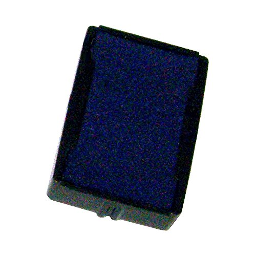 S-851-7, BLUE Ink pad for Shiny Stamps: S1821, S-841, S-851 stamps