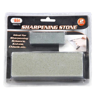 IIT 80570 Sharpening Stone, 2-Piece