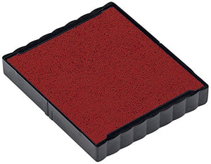 Trodat Replacement Stamp Pads 6/4924 for Trodat Printy - 4924 4940–4724 and 4740 red