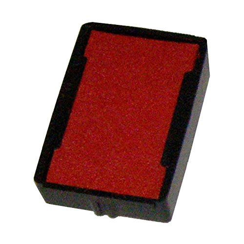 S-851-7, RED Ink pad for Shiny Stamps: S1821, S-841, S-851 Stamps