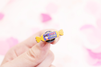 Gold Rabbit Candy - Sweet Skating Series Wooden Pins [VOLUME 1]