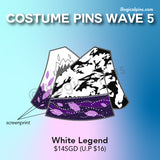 [PREORDER] Costume Pin Series - Wave 5