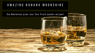 Amazing Banana Moonshine Recipe