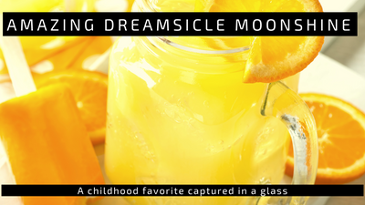 DREAMsicle Moonshine Recipe