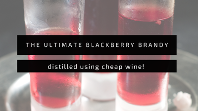 The Ultimate Blackberry Brandy Recipe