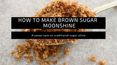 Brown Sugar Moonshine Recipe