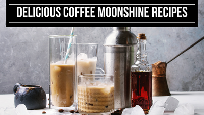 Amazing Coffee Moonshine Recipes!
