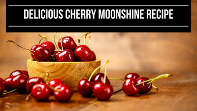 Delicious Cherry Moonshine Recipe