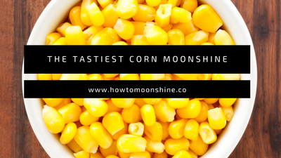 Corn Moonshine Recipe