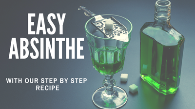 Easy Absinthe Recipe
