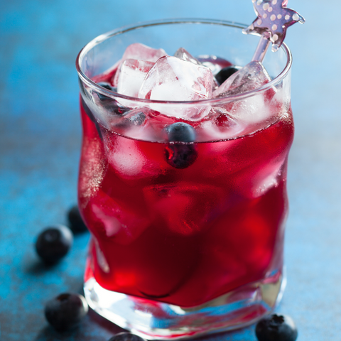 Blueberry Muffin Moonshine